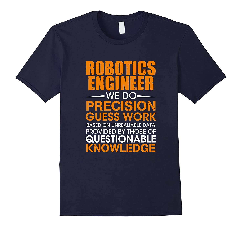 ROBOTICS ENGINEER T SHIRT-Vaci