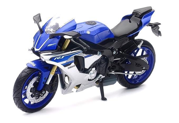 New Ray 57804 – 1: 12 Yamaha YZF-r1 2016, Color Azul