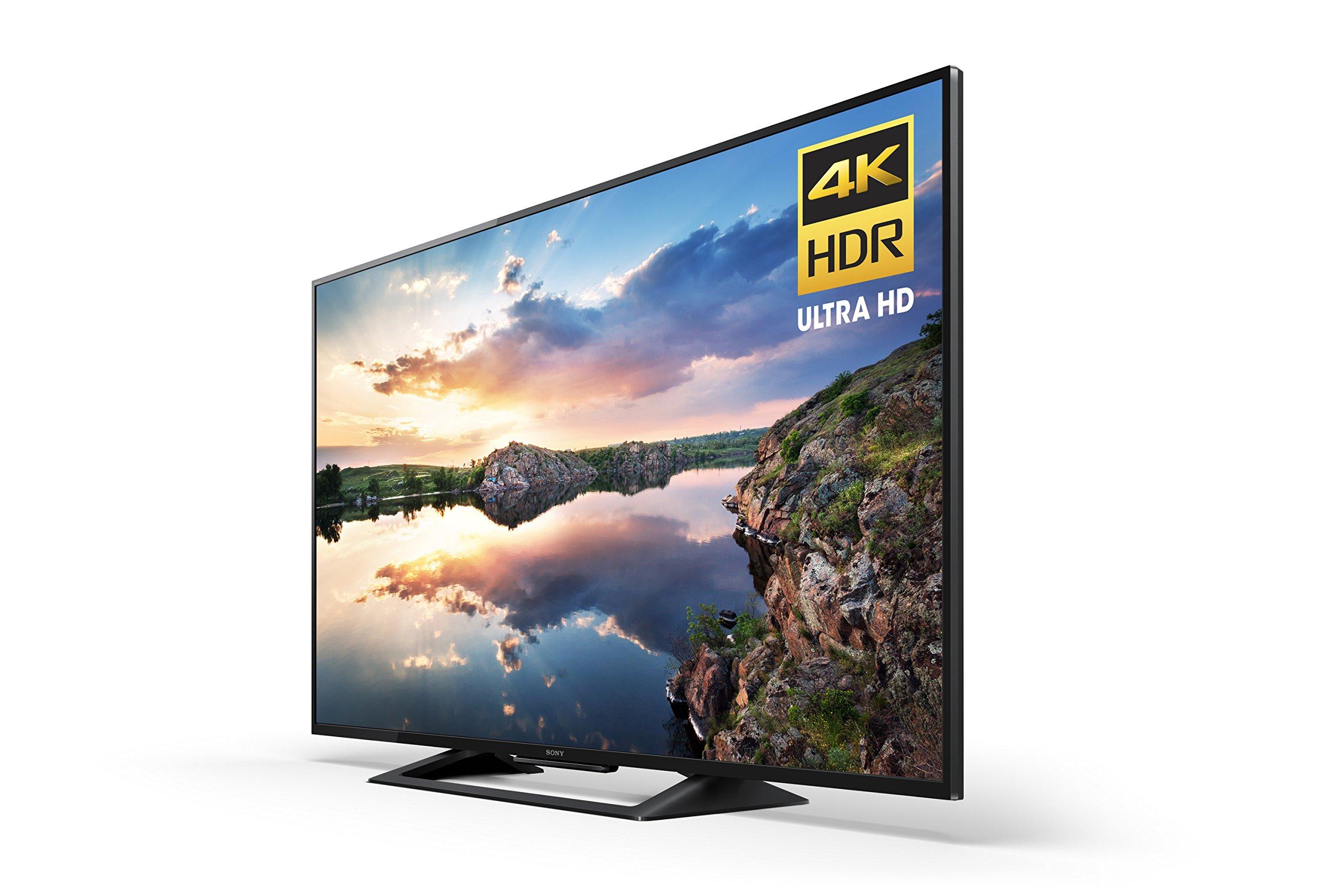 Sony KD50X690E 4K Ultra HD Smart LED TV (2017 Model) 3