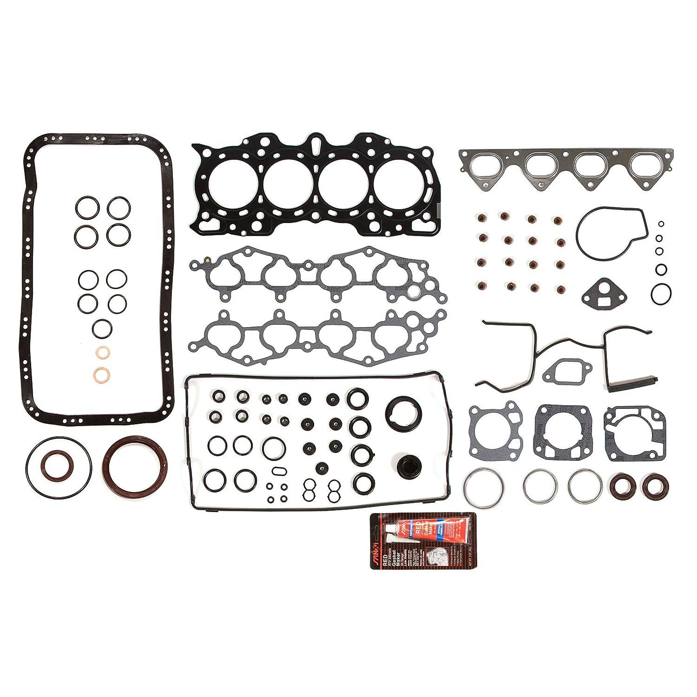 Ok4011l 0 96 01 Acura Integra 18l Dohc 16v B18b1 1990 Engine Free Image For User Manual Rebuild Kit Automotive