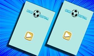 Game:Circle Football 2018 by Top free kids games