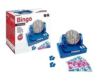 Falomir Bingo eléctrico 27 x 24 x 17 cm 27922  Amazon.es  Juguetes y juegos 50ee142ef8d05