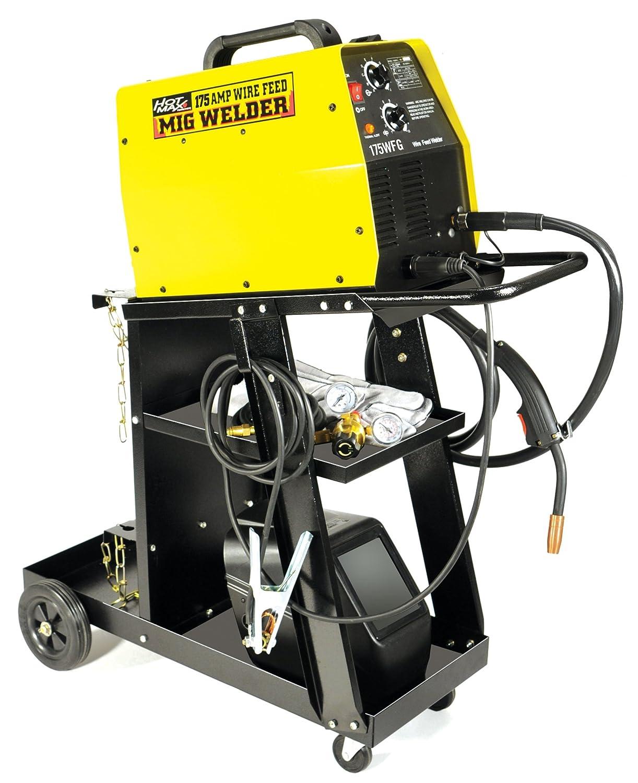 Hot Max 175wfgk 175 Amp Mig Welder Kit Welding Equipment Process Diagram