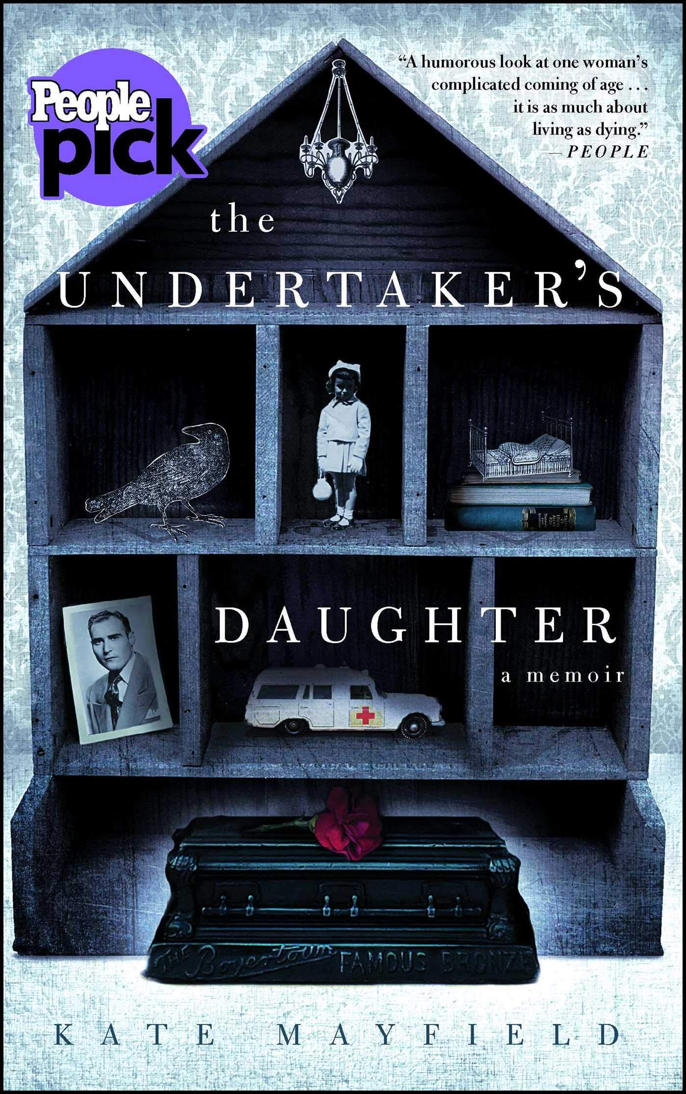 The Undertaker's Daughter: Kate Mayfield: 9781476757292: Amazon com