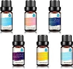 Pursonic Essential Oils