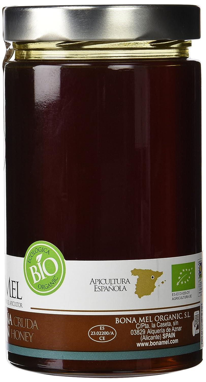 Bona Mel Miel de Montaña - Paquete de 6 x 900 gr - Total: 5400gr: Amazon.es: Alimentación y bebidas