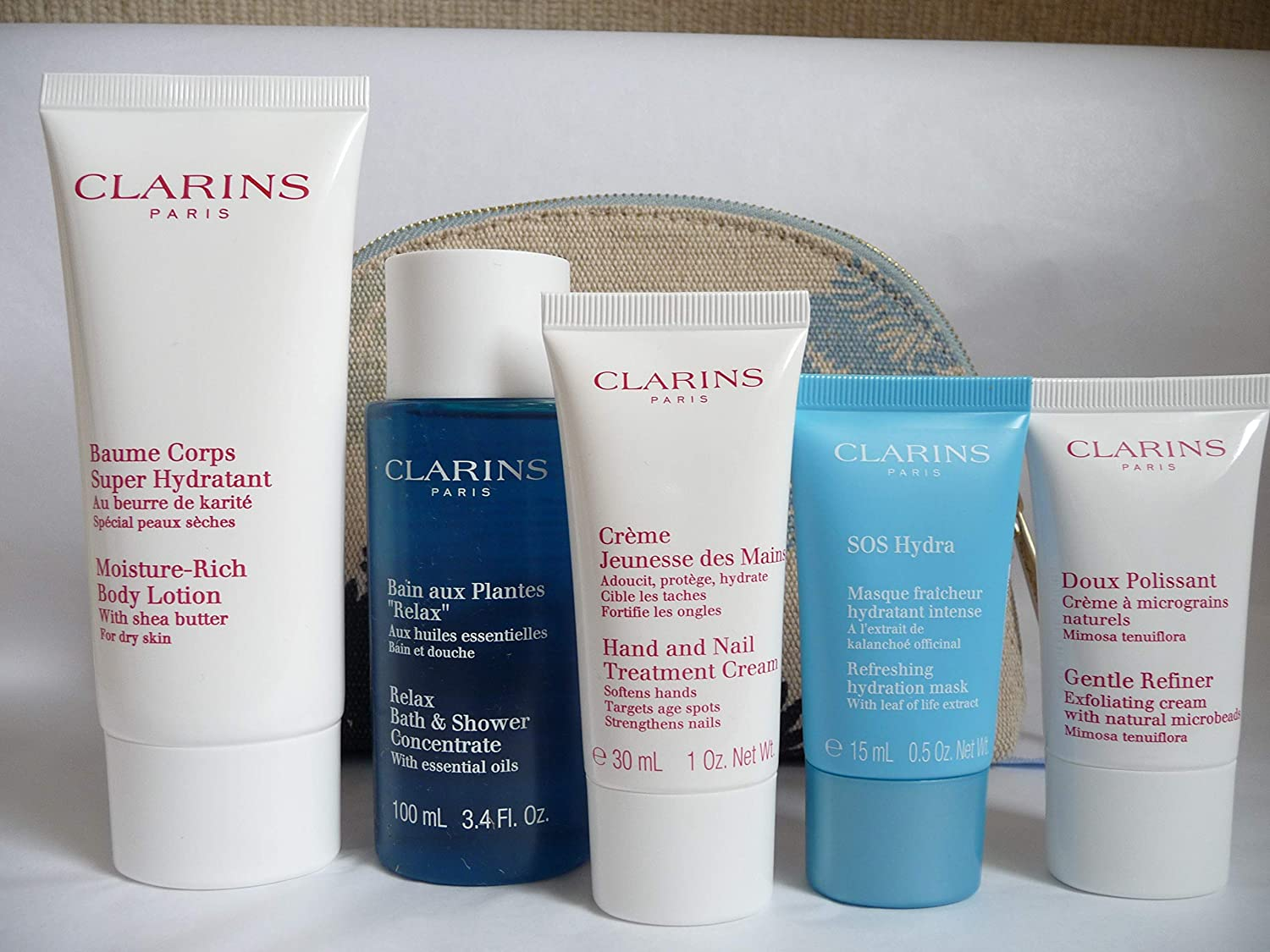 Clarins Hand & Nail Treatment Cream 100ml3.5oz