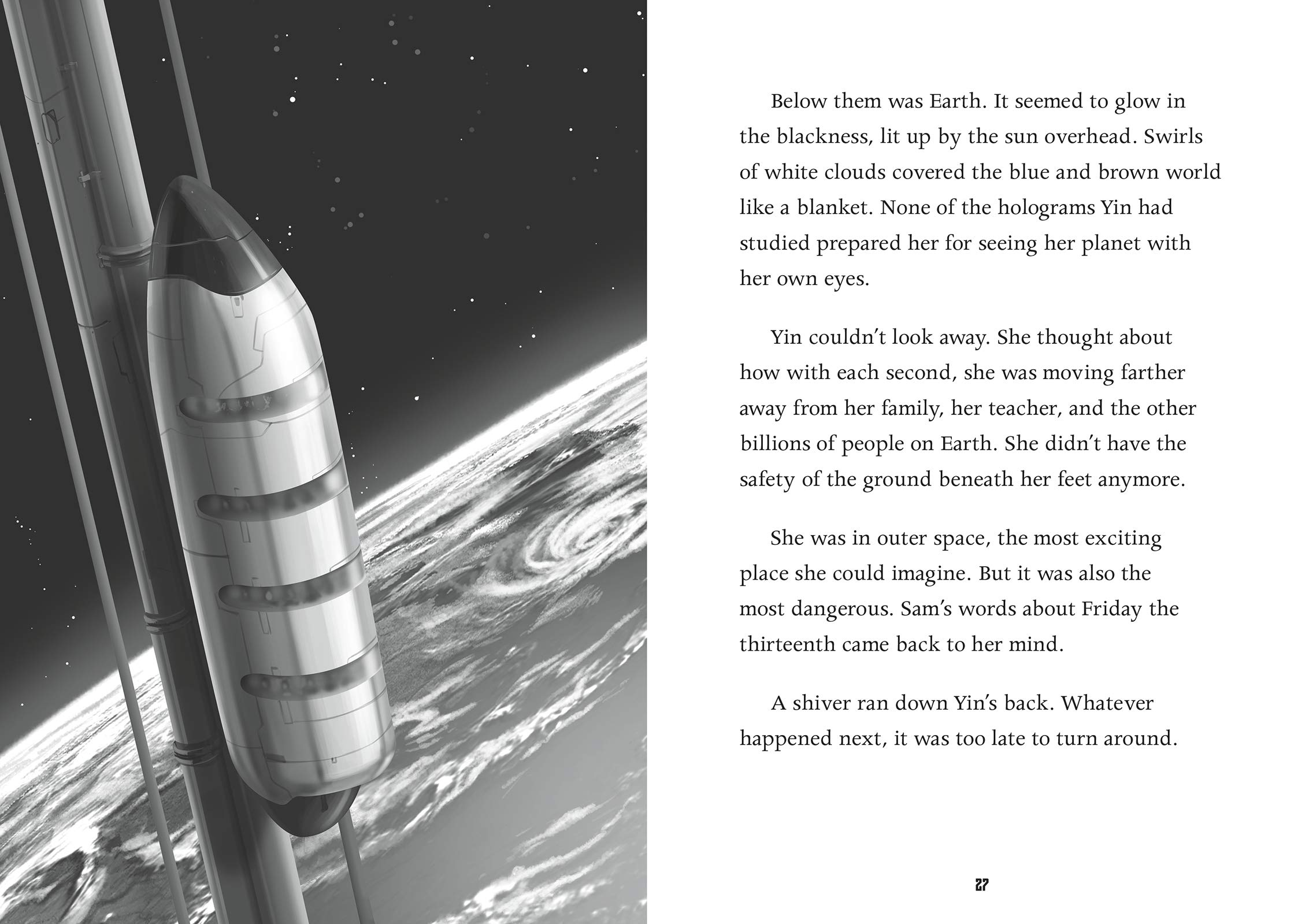 Alien Lockdown (Michael Dahl Presents: Screams in Space 4D