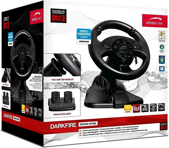Speedlink Darkfire Racing Wheel Mac