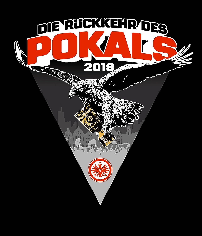 Aufkleber Pokalsieger Eintracht Frankfurt Gratis Sticker