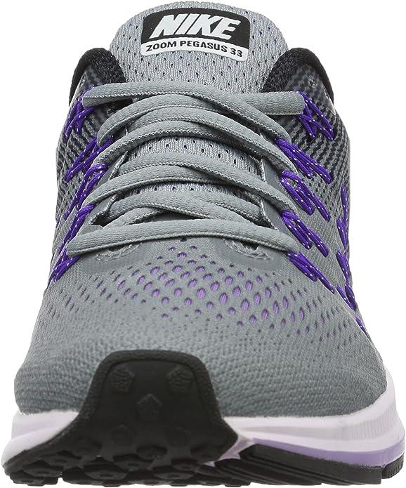 Nike Wmns Air Zoom Pegasus 33, Zapatillas de Gimnasia para Mujer ...