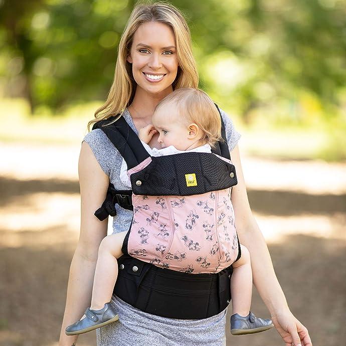 金盒特价 Lillebaby Complete系列 旗舰款 婴儿背带 四季可用 5.5折$106 海淘转运到手约¥808 多色可选