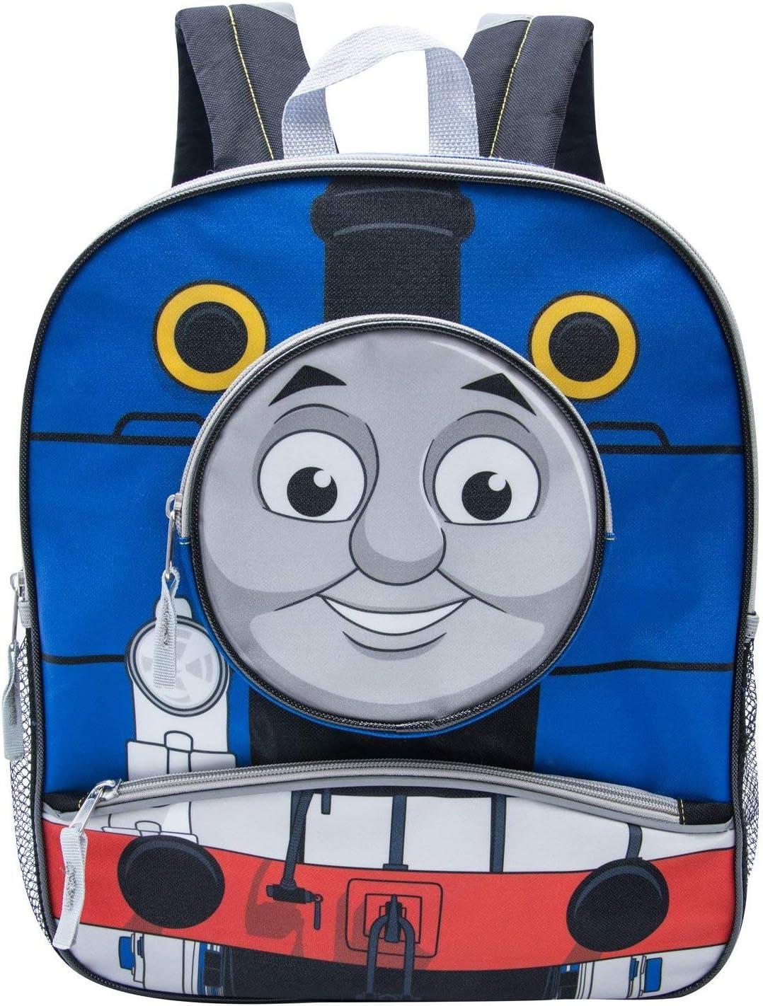 Thomas the Tank Blue Engine Train 12 inch Backpack School Bag