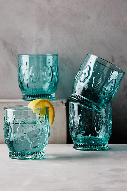 Granada Juice Glass Set - anthropologie.c​om