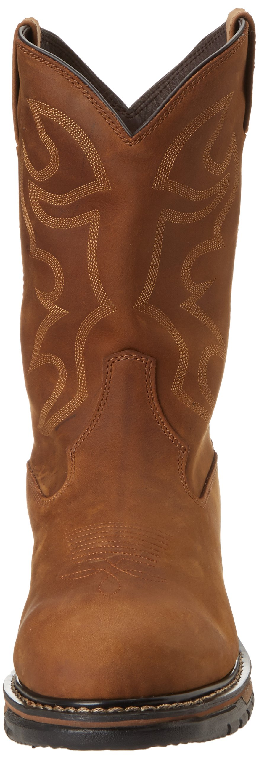 Rocky Men's FQ0002733 Boot, aztec crazy horse, 11 M US by Rocky (Image #4)