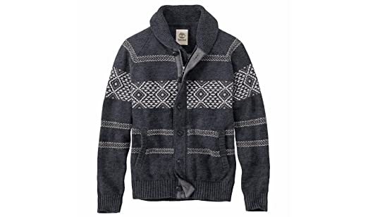 Amazon.com: MEN'S SIMMS RIVER FAIRISLE CARDIGAN SWEATER, size 2XL ...