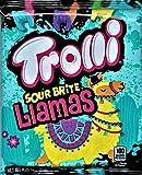 Trolli Sour Brite Llamas Gummi Candy, 4.25 Ounce ( 1 Bag )
