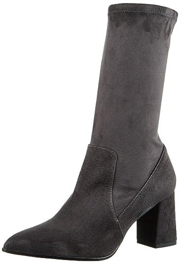 P3128, Bottes Femme - Noir - Noir, 38Paco Gil