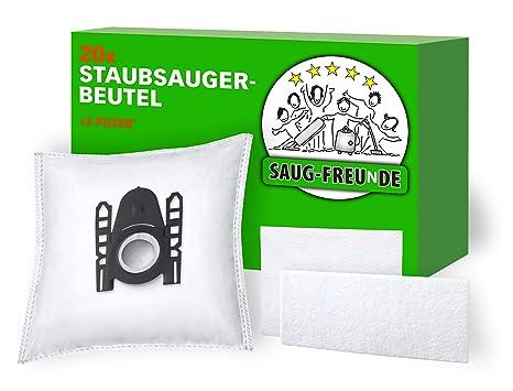 30 Staubsaugerbeutel für Siemens VSZ5SEN2 Staubsauger Z 5.0 allergy VZ41FGALL