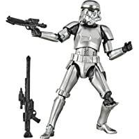 Star Wars The Black Series Carbonized Collection Stormtrooper Toy 6-Inch-Scale Star Wars: The Empire Strikes Back…