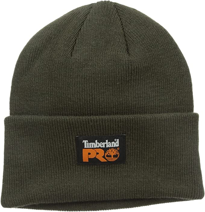 Amazon.com  Timberland PRO Men s Stretchable Rib Knit Watch Hat ... d01326a95fb3