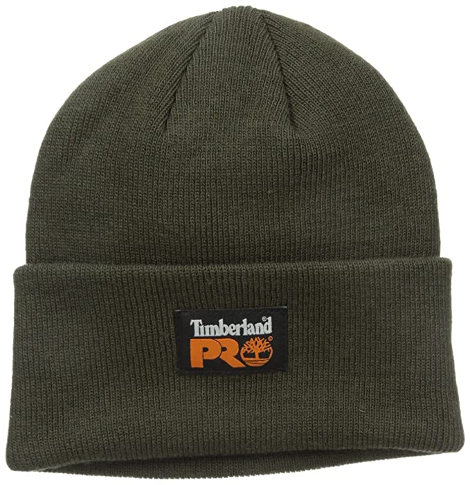 3a99e1b9 Timberland PRO Men's Stretchable Rib Knit Watch Hat, Grape Leaf, One Size