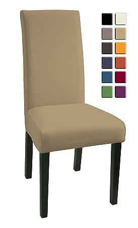 mia fundas de sillas en microfibra piezas estirable cubiertas de la