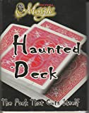 The Haunted Deck Magic Trick in Bicycle