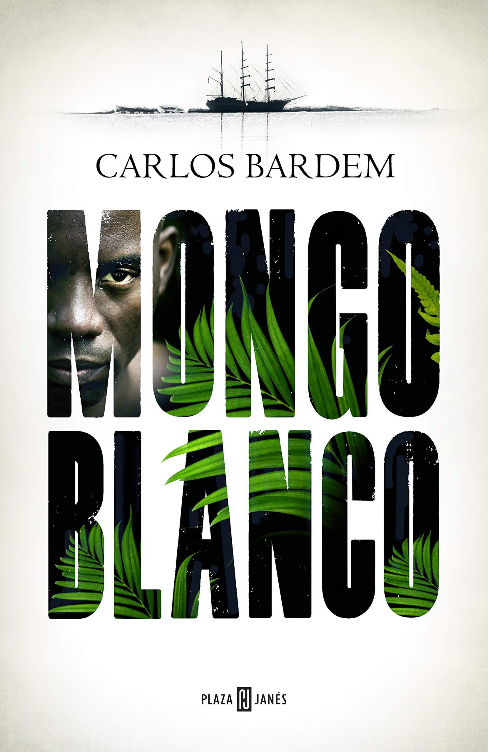 Mongo blanco por Carlos Bardem