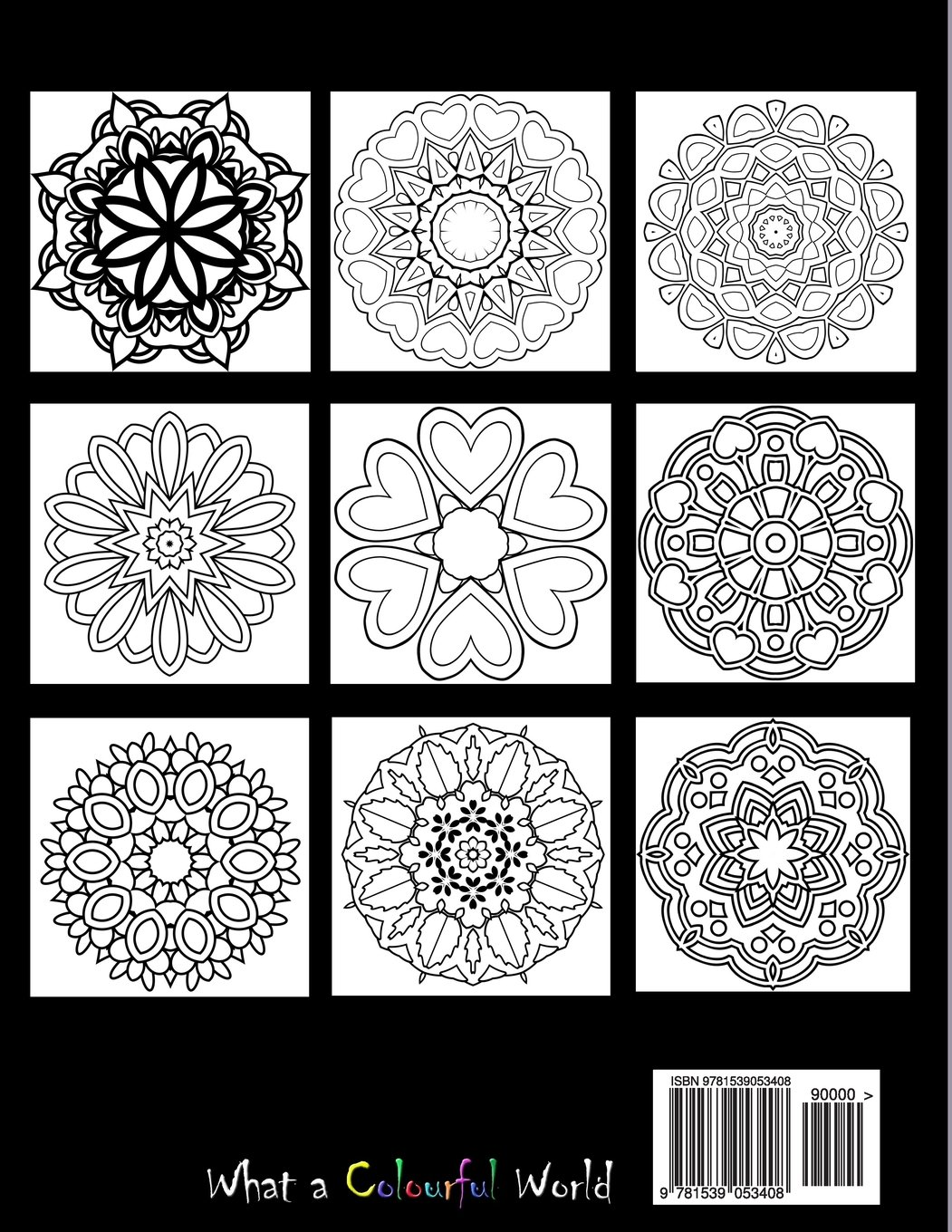 Easy Mandalas: Adults Coloring Book for Beginners, Seniors and ...