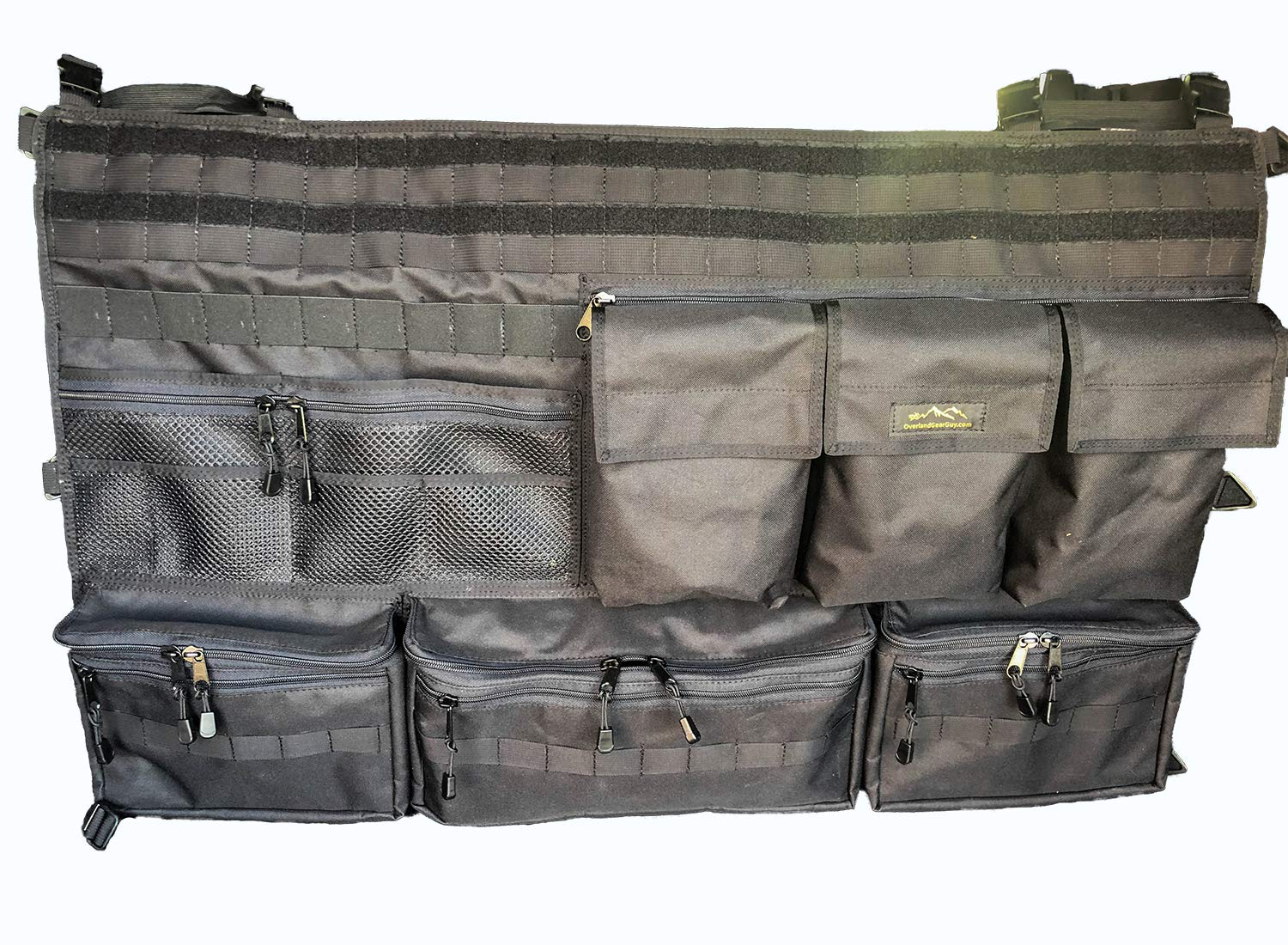 Overland Gear Guy Jeep Rear Organizer
