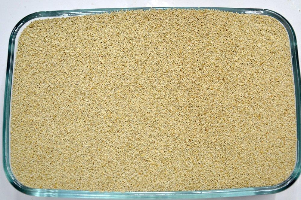 WHITE POPPY SEEDS Posto KHAS KHAS KhasKhas Indian Cooking Spices WHOLE - 400g
