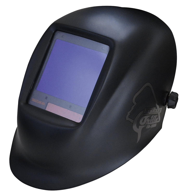 スズキッド(SUZUKID) 液晶式自動遮光面 アイボーグGORILLA EB-300G  B01FHBA3SU