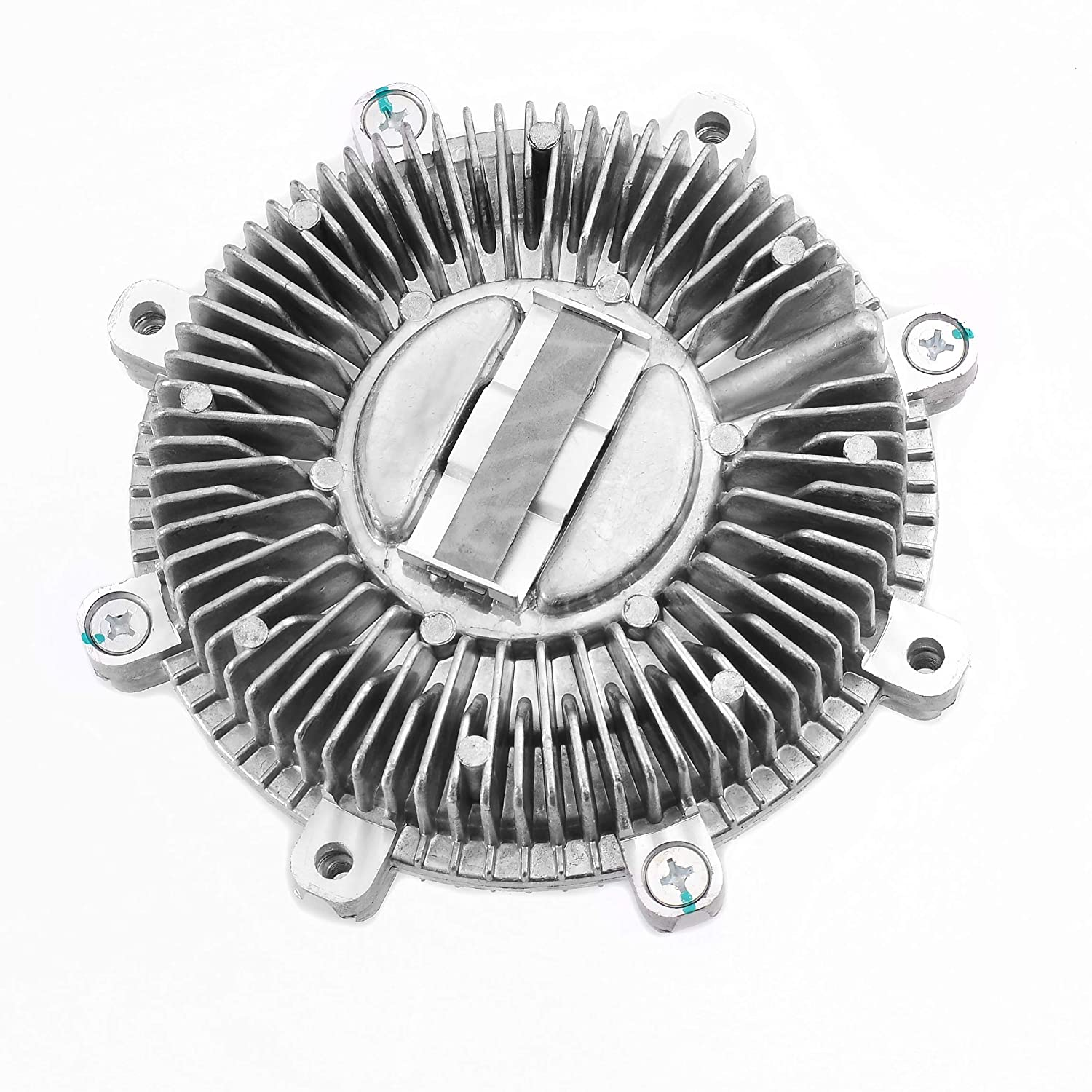 OE Replacement ADIGARAUTO 6601 Premium Engine Cooling Fan Clutch for Nissan Frontier Pathfinder Xterra NV1500 NV2500 NV3500 4.0L V6