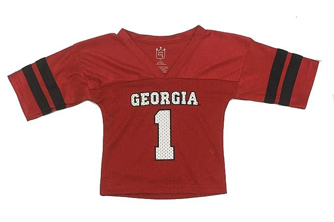 pretty nice 73597 ac7e2 Amazon.com: Little King Georgia Bulldogs Football Jersey ...