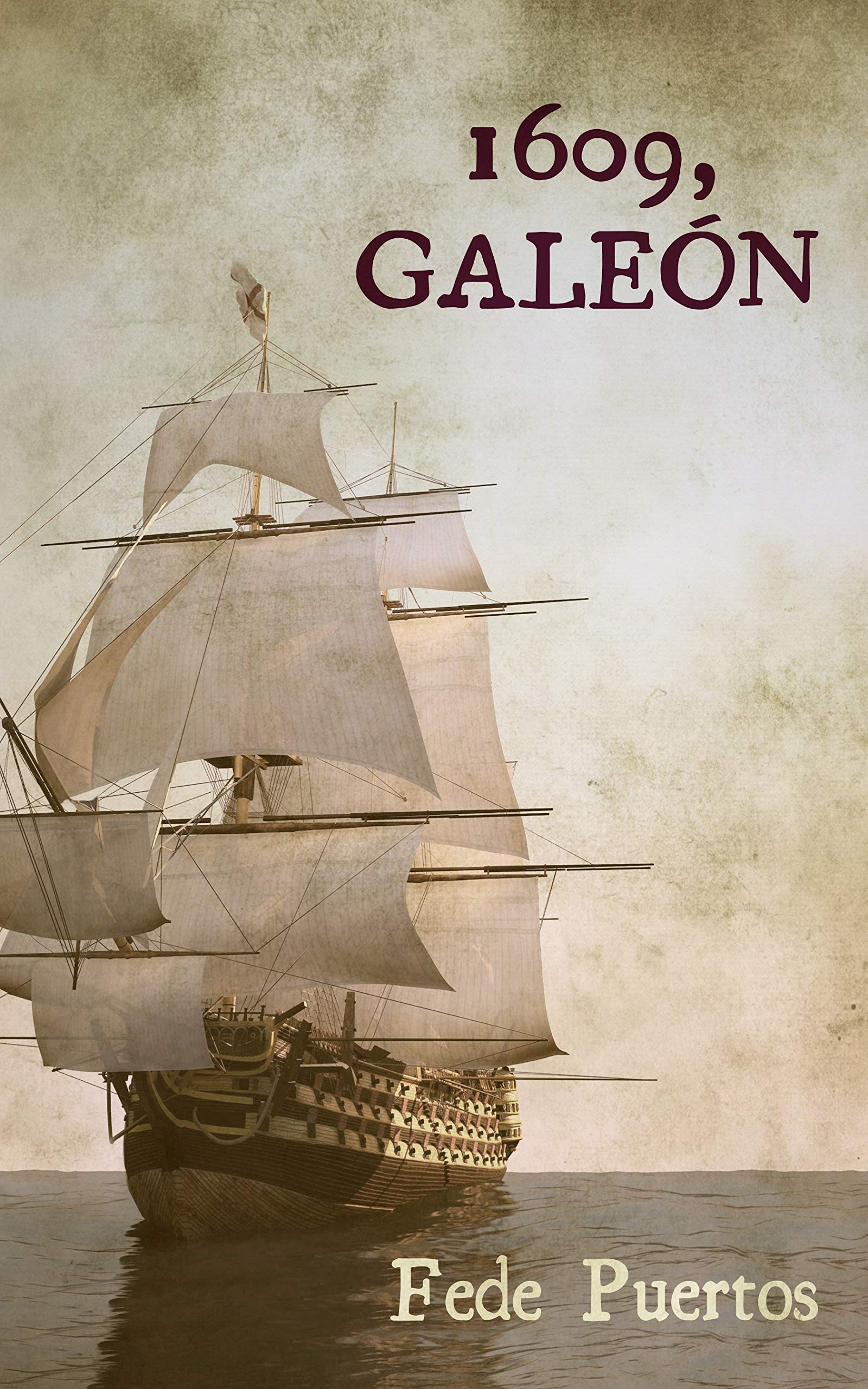 1609.Galeón por Fede Puertos