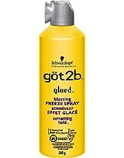 got2b Glued Blasting Freeze Spray, 340 Grams (2000232)