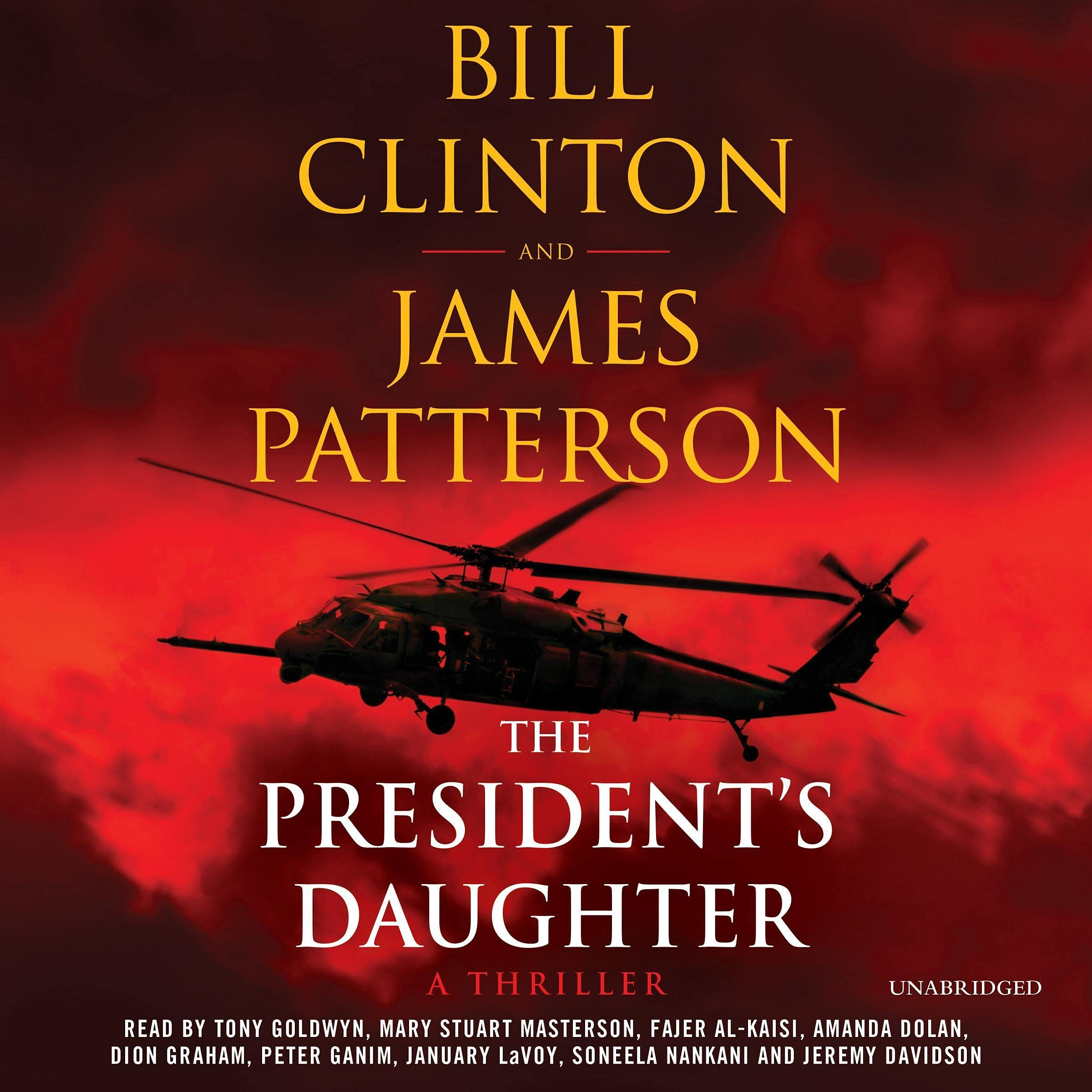 Bill Clinton and James Paterson