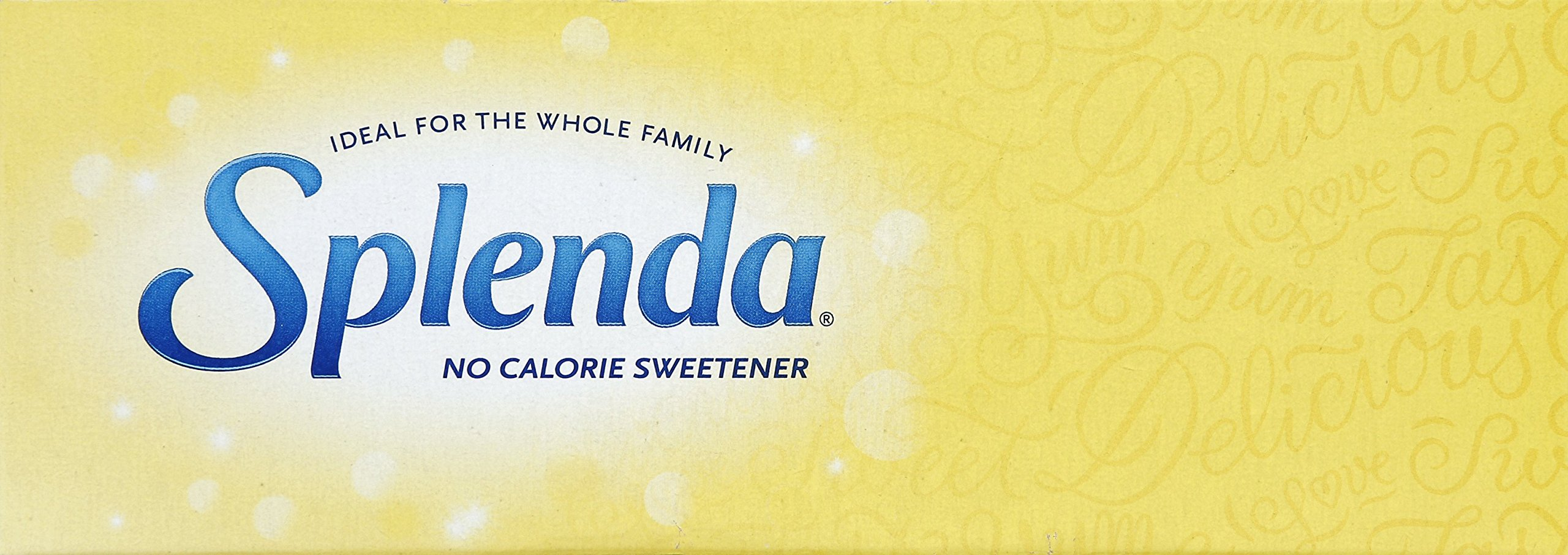 Splenda--No Calorie Sweetener--200 Count Packets, 14.1 Ounce--Sugar Substitute for Use with Coffee, Tea, Fruit, Cereal, and More by Splenda (Image #3)