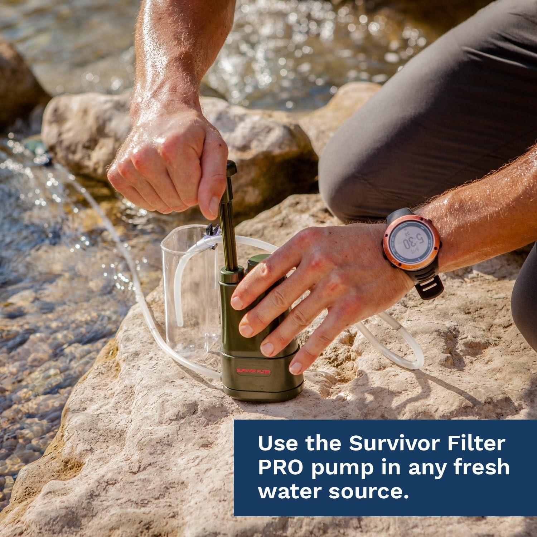 Survivor Filter