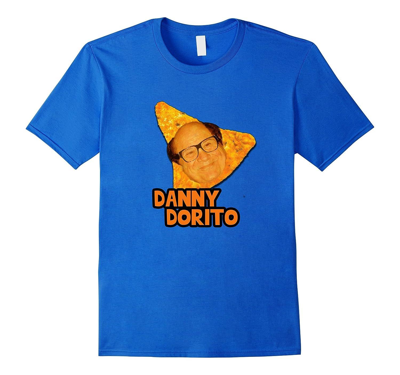 Danny Dorito Funny Danny DeVito Parody T-Shirt-RT