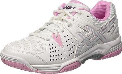 Asics Gel-Dedicate 4 E557y-0117, Zapatillas de Tenis para Mujer ...