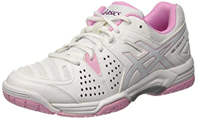 ASICS Damen Gel-Dedicate 4 E557y-0117 Tennisschuhe: Amazon.de ...