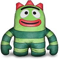 "PPW Yo Gabba Gabba Brobee 12"" Designer Plush Individuals Toy Figure"