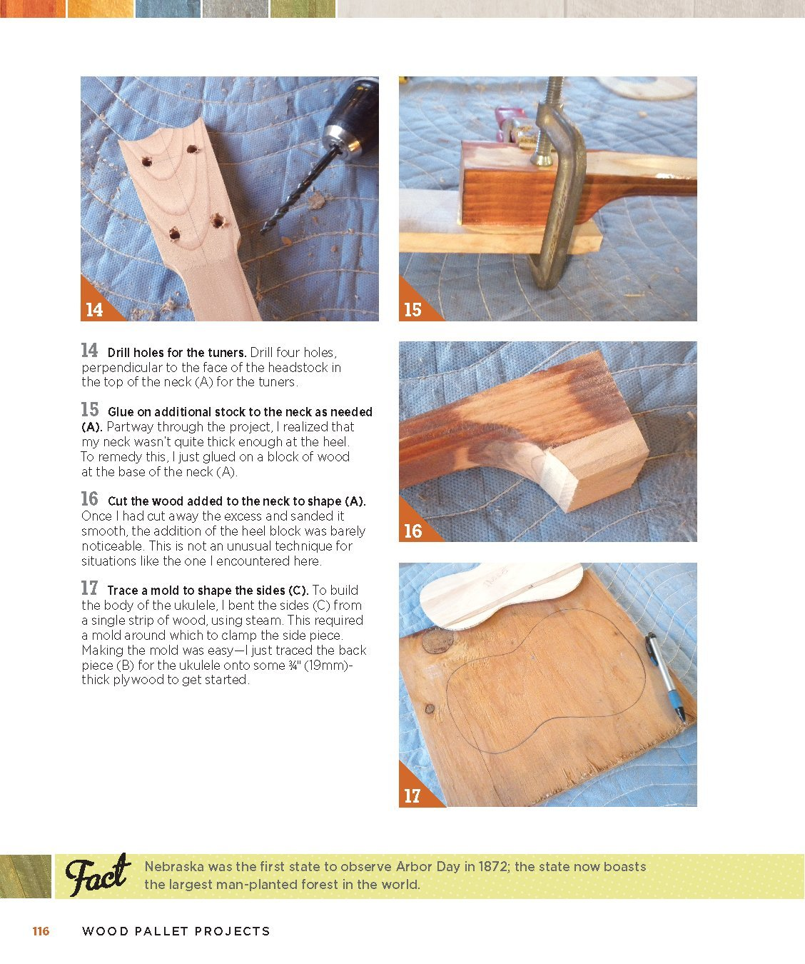 Wood Pallet Projects: Cool and Easy-to-Make Projects for the Home and Garden (Fox Chapel Publishing) Learn How to Upcycle Pallets to Make One-of-a-Kind Furniture & Accessories, from Boxes to a Ukulele