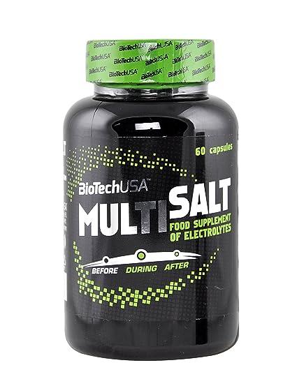 BioTech Multisalt Vitaminas y Minerales - 60 gr