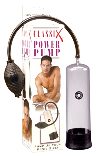 Penis pump bilder