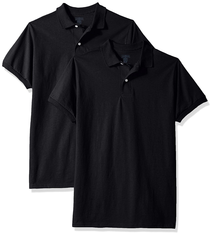 Jerzees Big Boys Spotshield Youth Jersey Sport Shirt 2-Pack
