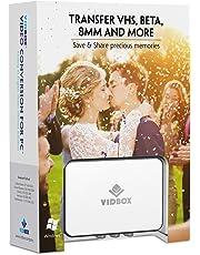 Convertidor de Video analógico a digital para PC VIDBOX