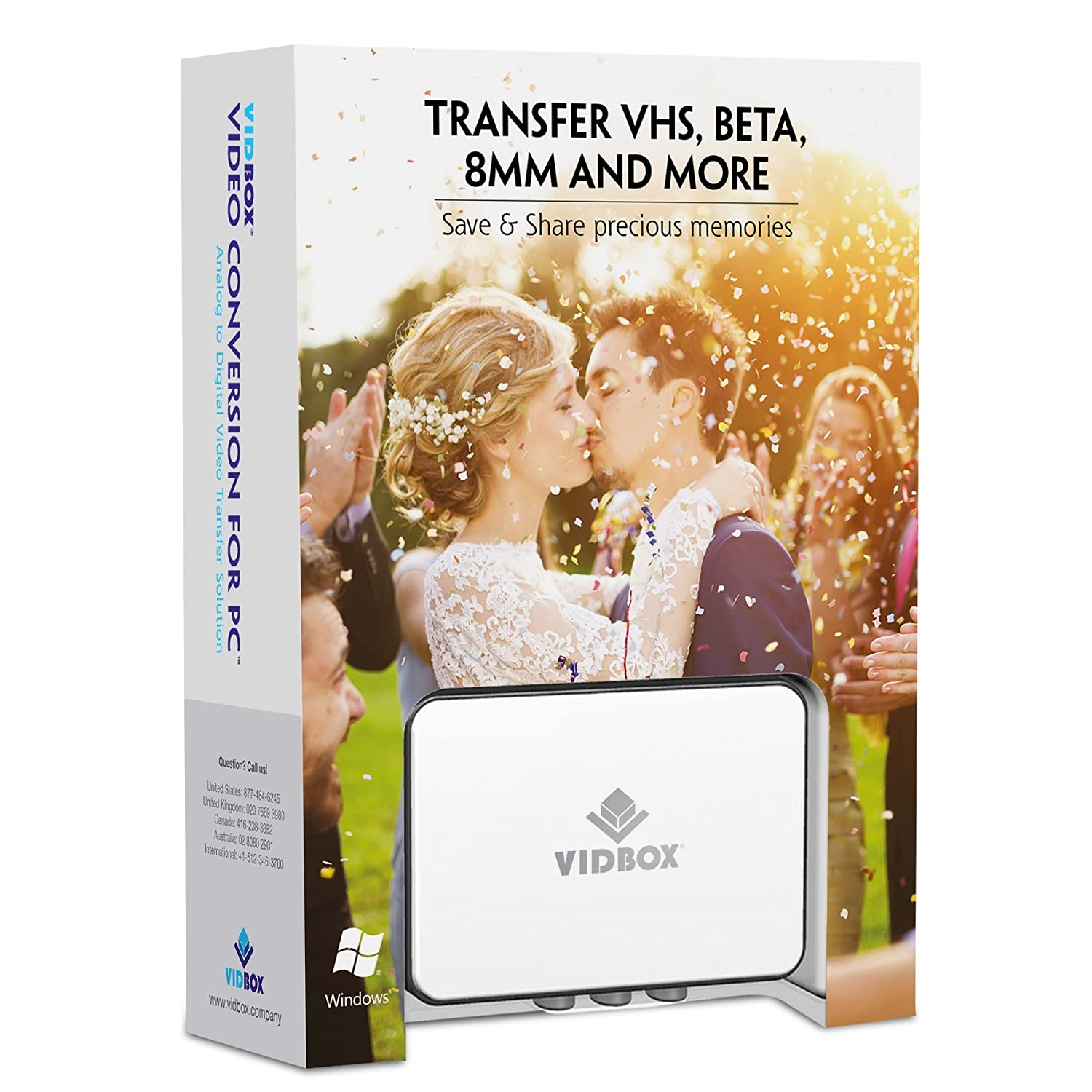 VIDBOX Video Conversion for PC PC solution